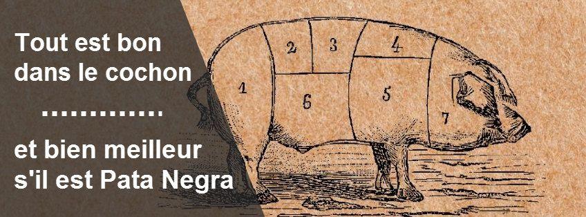 C'est l'heure de la viande Pata Negra